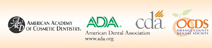 Orange county dentist dental association OCDS, ADA, CDA