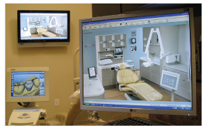 Digitally Integrated Dental Office Orange County Dentist